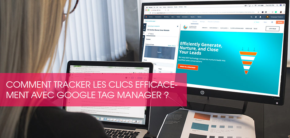 Google Analytics : Comment tracker les clics efficacement avec Google Tag Manager