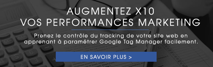 formation Google Tag Manager